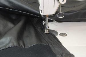 #1 Leather Jacket Alteration