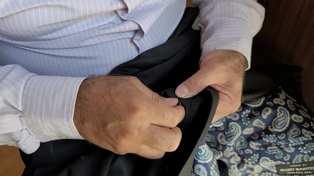 Alteration By Hand