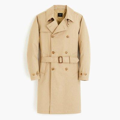 Beige Coat Alteration