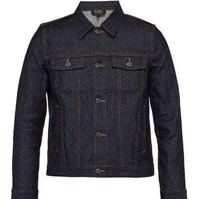 Black Classic Jeans Jacket