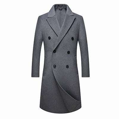 Double Breasted Coat Alteration