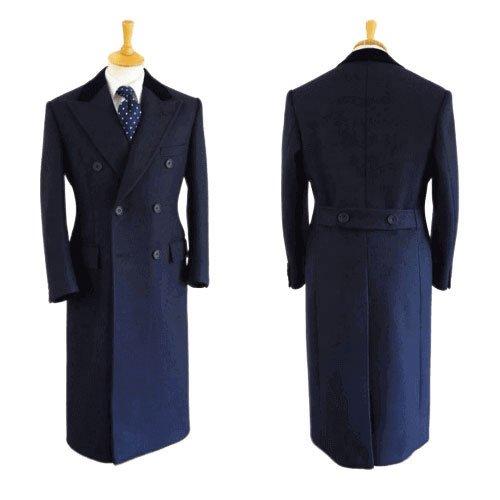 Navy Coat Tailoring & Alteration