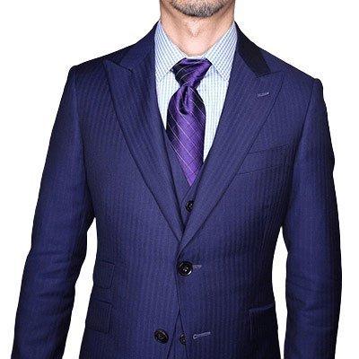 Navy Custom Suit COLOR