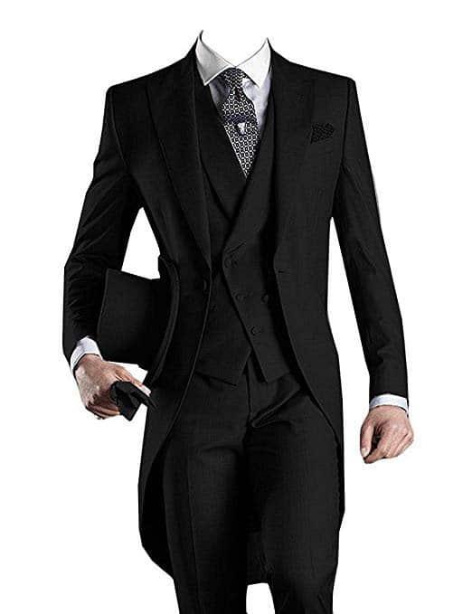long Tuxedo Suit Alteration
